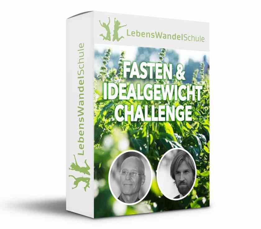 Fasten Idealgewicht Challenge Dahlke